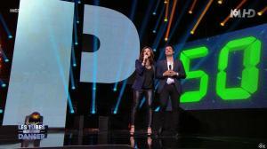 Faustine Bollaert dans M6 Fete les 30 Ans du Top 50 - 22/04/15 - 16