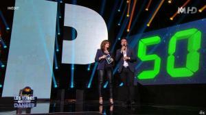 Faustine Bollaert dans M6 Fete les 30 Ans du Top 50 - 22/04/15 - 17