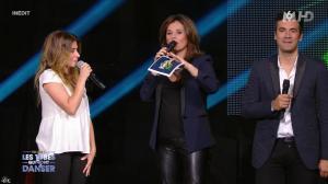 Faustine Bollaert dans M6 Fête les 30 Ans du Top 50 - 22/04/15 - 20