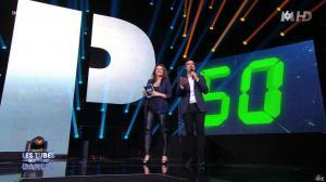 Faustine Bollaert dans M6 Fete les 30 Ans du Top 50 - 22/04/15 - 21