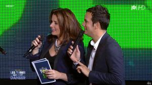 Faustine Bollaert dans M6 Fete les 30 Ans du Top 50 - 22/04/15 - 22