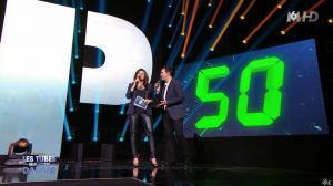 Faustine Bollaert dans M6 Fete les 30 Ans du Top 50 - 29/04/15 - 09