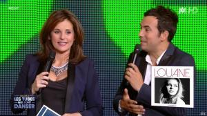 Faustine Bollaert dans M6 Fete les 30 Ans du Top 50 - 29/04/15 - 11