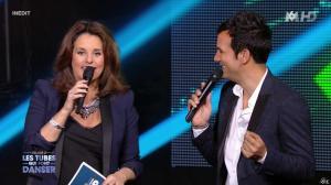 Faustine Bollaert dans M6 Fête les 30 Ans du Top 50 - 29/04/15 - 15