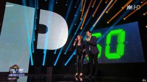 Faustine Bollaert dans M6 Fête les 30 Ans du Top 50 - 29/04/15 - 18