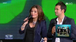 Faustine Bollaert dans M6 Fete les 30 Ans du Top 50 - 29/04/15 - 27