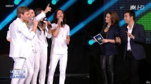Faustine Bollaert dans M6 Fete les 30 Ans du Top 50 - 29/04/15 - 28