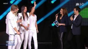 Faustine Bollaert dans M6 Fete les 30 Ans du Top 50 - 29/04/15 - 29