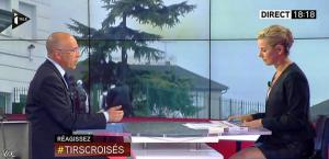 Laurence Ferrari dans Tirs Croisés - 12/05/15 - 14