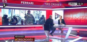 Laurence Ferrari dans Tirs Croisés - 12/05/15 - 19