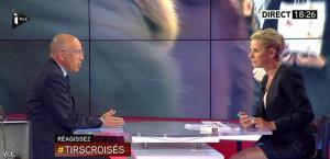 Laurence Ferrari dans Tirs Croisés - 12/05/15 - 20