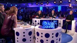 Léa Salamé et Laurence Haim dans On n'est pas Couché - 20/12/14 - 46