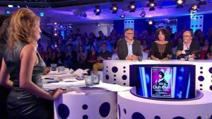 Léa Salamé dans On n'est pas Couché - 13/09/14 - 13