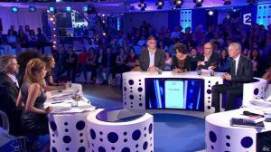 Léa Salamé dans On n'est pas Couché - 13/09/14 - 21