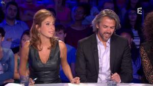 Léa Salamé dans On n'est pas Couché - 13/09/14 - 30