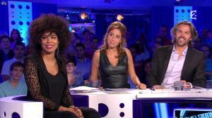 Léa Salamé dans On n'est pas Couché - 13/09/14 - 33