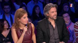 Léa Salamé dans On n'est pas Couché - 20/12/14 - 16
