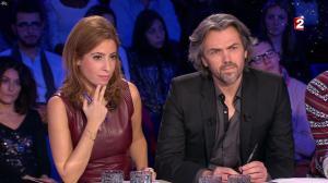 Léa Salamé dans On n'est pas Couché - 20/12/14 - 23
