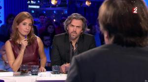 Léa Salamé dans On n'est pas Couché - 20/12/14 - 26