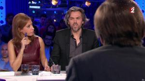 Léa Salamé dans On n'est pas Couché - 20/12/14 - 27