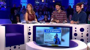 Léa Salamé dans On n'est pas Couché - 20/12/14 - 41