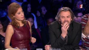 Léa Salamé dans On n'est pas Couché - 20/12/14 - 43