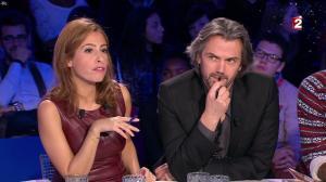 Léa Salamé dans On n'est pas Couché - 20/12/14 - 45