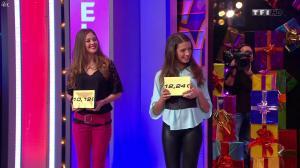 Les Gafettes, Alice Llenas et Cyrielle Joelle dans le Juste Prix - 10/04/15 - 05