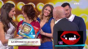 Les Gafettes, Alice Llenas et Cyrielle Joelle dans le Juste Prix - 16/03/15 - 16