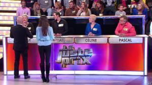 Alice Llenas dans le Juste Prix - 10/04/15 - 01
