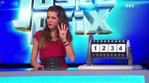 Alice Llenas dans le Juste Prix - 12/03/15 - 08