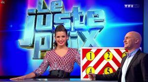 Alice Llenas dans le Juste Prix - 29/01/15 - 09