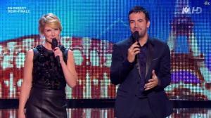 Louise Ekland dans la France a un Incroyable Talent - 13/01/15 - 01
