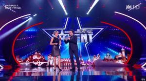 Louise Ekland dans la France a un Incroyable Talent - 13/01/15 - 02