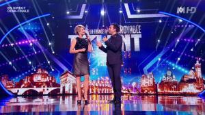Louise Ekland dans la France a un Incroyable Talent - 13/01/15 - 05