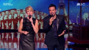 Louise Ekland dans la France a un Incroyable Talent - 13/01/15 - 10