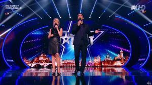 Louise Ekland dans la France a un Incroyable Talent - 13/01/15 - 11
