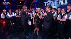 Louise Ekland dans la France a un Incroyable Talent - 13/01/15 - 12