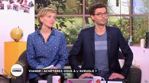 Maya Lauqué et Valérie Durier dans la Quotidienne - 05/12/14 - 01
