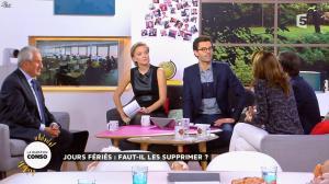 Maya Lauqué et Valérie Durier dans la Quotidienne - 11/11/14 - 02