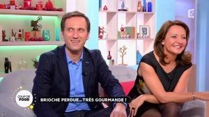 Valérie Durier dans la Quotidienne - 01/01/15 - 01