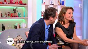 Valérie Durier dans la Quotidienne - 01/01/15 - 02