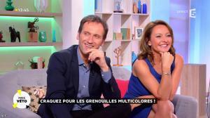 Valérie Durier dans la Quotidienne - 03/12/14 - 05
