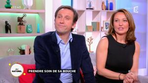 Valérie Durier dans la Quotidienne - 09/02/15 - 01