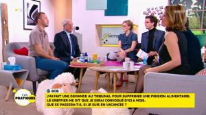 Valérie Durier dans la Quotidienne - 09/02/15 - 02