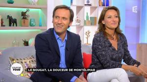 Valérie Durier dans la Quotidienne - 11/11/14 - 04