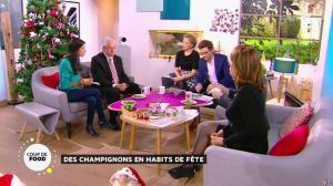 Valérie Durier dans la Quotidienne - 18/12/14 - 01