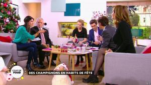 Valérie Durier dans la Quotidienne - 18/12/14 - 02