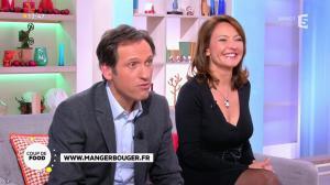 Valérie Durier dans la Quotidienne - 18/12/14 - 03