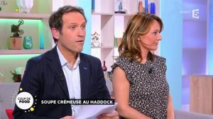 Valérie Durier dans la Quotidienne - 22/01/15 - 01